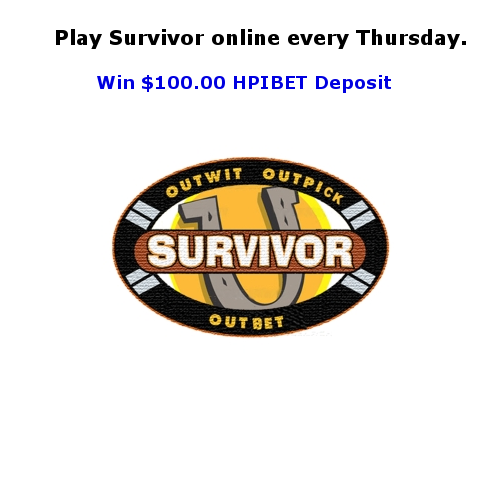 Survivor Thursdays contest